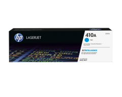 HP 410A Cyan Original LaserJet Toner Cartridge CF411A
